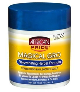 African Pride Gro Magical Rejuvenating Herbal Formula
