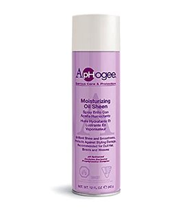 Aphogee Oil Sheen Spray 355 ml