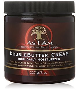 As I Am DoubleButter Cream Rich Daily Moisturizer 227 g