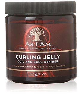 AS I Am Curling Jelly Coil and Curl Definer - 227g