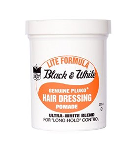 Black and White Lite Pomade 200 ml