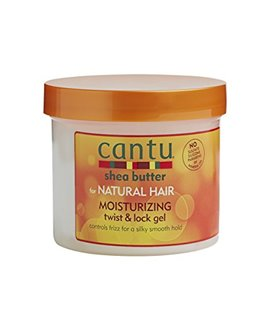 Cantu Shea Butter for Natural Hair Moisturizing Twist & Lock Gel 370 g
