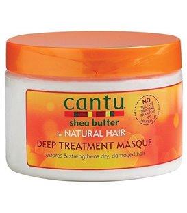 Cantu Natural Deep Treatment Masque Shea Butter 340 g