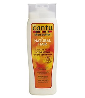 Cantu Shea Butter for Natural Hair Sulfate-Free Hydrating Cream Conditioner 400 ml