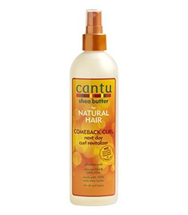 Cantu Shea Butter for Natural Hair Comeback Curl Next Day Curl Revitalizer 355 ml