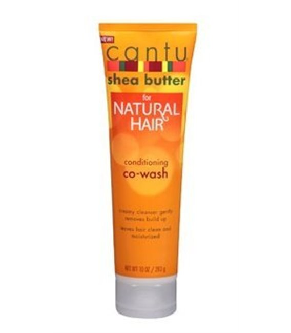 Cantu Natural Complete Conditioning Co-Wash Shea Butter 283 g