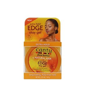 Cantu Shea Butter Extra Hold Edge Stay Gel 225 oz