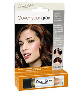 Cover Your Gray Lipstick Light Brown