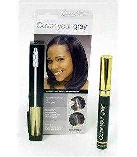 Cover Your Gray Irene Gari Instant Touch Up To Brush In Hair Mascara (Jet Black)