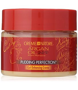 Creme of Nature Argan Oil Pudding Perfection Curl Enhancing Cream 340 ml