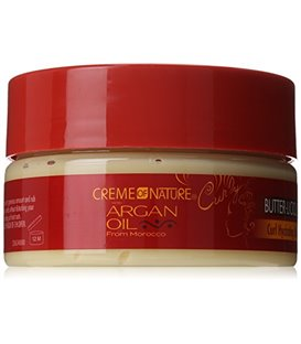 Creme of Nature Argan Oil Butter-Licious Curls Curl Hydrating Cream 220 ml