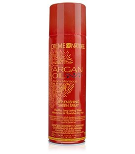 Creme of Nature Argan Oil Sheen Spray 330 ml