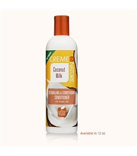 Creme of Nature Certified Natural Coconut Milk Detangling & Conditioning Conditioner 354 ml