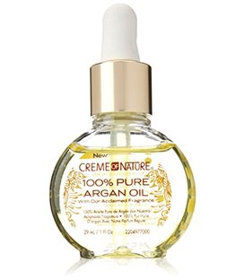 Cream of Nature 100% Pure Argan Oil - Pure 30 ml