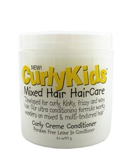 Curly Kids Mixed HairCare Curly Creme Conditioner 6 oz