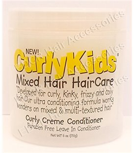 Curly Kids Curly Creme Conditioner 170 g