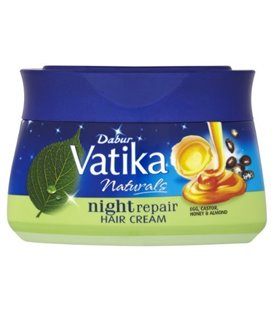 Dabur Night Repair Hair Cream 140 ml