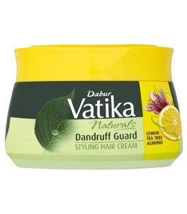 Dabur Vatika Herbal Anti Dandruff Styling Hair Cream 140 ml