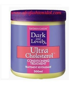 Dark & Lovely Ultra Cholestrol Conditioning Mask 500 ml