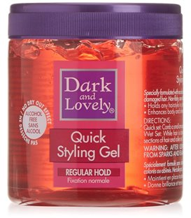 Dark & Lovely Quick Styling Gel Regular Hold 450 ml