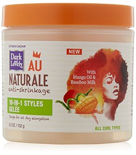 Dark & Lovely Au Natural 10-in-1 Syle Gelee 155 ml