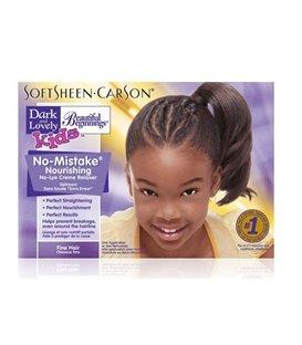 Dark & Lovely Kids No Mistake Hair Relaxer for Fine Hair