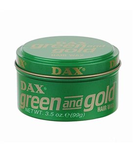 Dax Wax Green and Gold 99 g