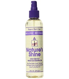 Organic Root Stimulator Natures Shine Spray 265 ml
