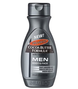 Palmers Cocoa Butter Formula Mens Lotion for Body & Face 250 ml