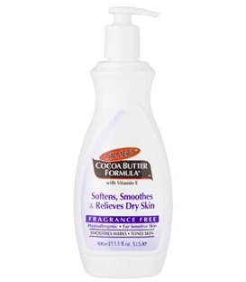 Palmers Cocoa Butter Formula Fragrance Free Moisturizing Lotion 400 ml