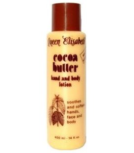 Queen Elisabeth Cocoa Butter Hand and Body Lotion