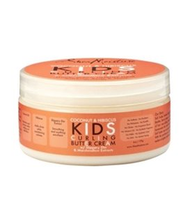 Shea Moisture Coconut & Hibiscus KIDS Curling Buttercream 6 oz