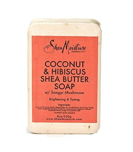 Shea Moisture Coconut Hibiscus Bar Soap- 235 ml