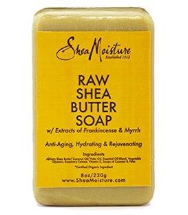 Shea Moisture Raw Shea Butter Bar Soap- 235 ml