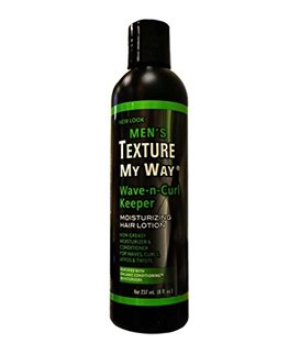 Mens Texture My Way Wave-N-Curl Keeper Moisturizing Hair Lotion 237ml