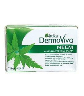 Vatika Naturals Neem Soap 115 g