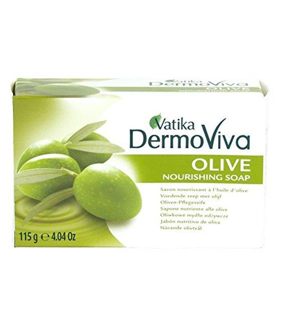 Vatika Naturals Olive Soap 115 g