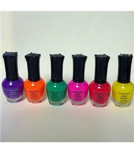 Kleancolor Nailpolish Neon Green 17