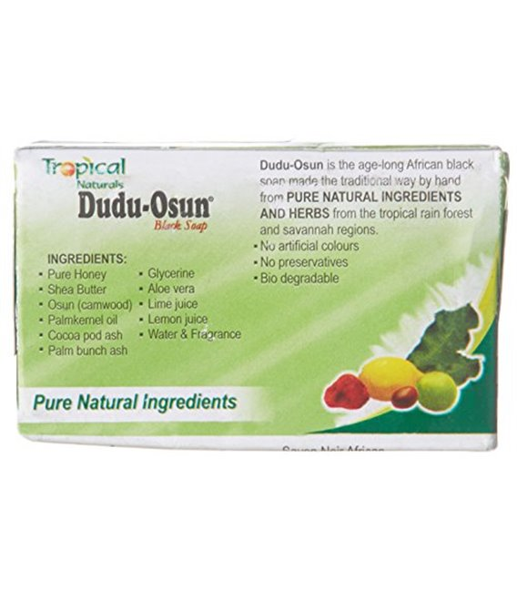 Dudu Osun Tropical Pure Natural Soap Black 150 g